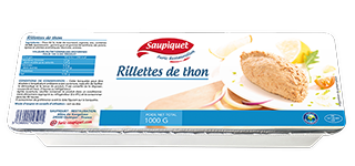 Saupiquet Furic Restauration : Rillettes de Thon
